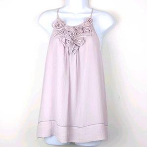 Rebecca Taylor-Lavender tank/halter/blouse 2